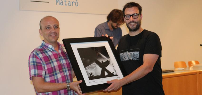 """2n Premio del Jurado Concurso """"Emmarca #lessantes"""" de Tot Marc: @xdocampo (Instagram)"""