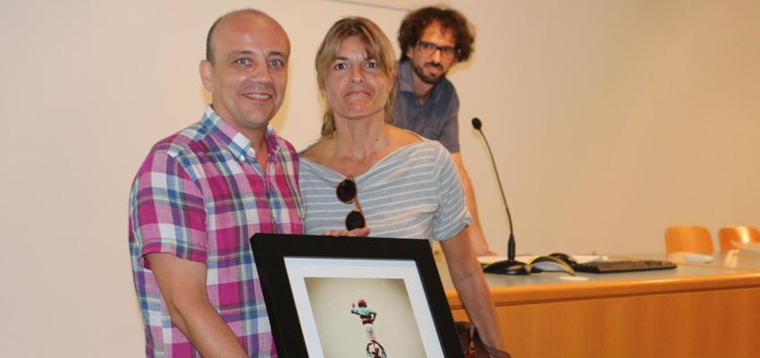 """3r Premio del Jurado Concurso """"Emmarca #lessantes"""" de Tot Marc: @reginapuig (Instagram)"""