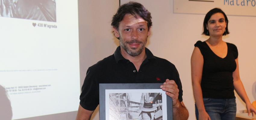"""1r Premio Concurso """"#lessantes"""" del Ayuntamiento de Mataró: @msubirats (Instagram) - 438 likes"""