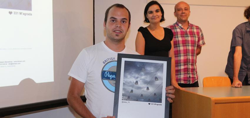"""2n Premio Concurso """"#lessantes"""" del Ayuntamiento de Mataró: @seojmi (Instagram) - 368 likes"""
