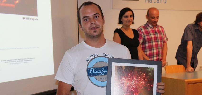 """3r Premio Concurso """"#lessantes"""" del Ayuntamiento de Mataró: @dete_71 (Instagram) - 331 likes"""