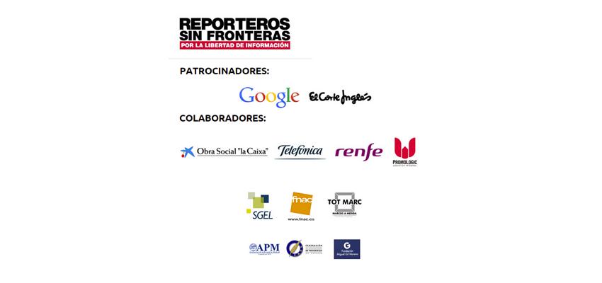 TOT MARC alcanza un acuerdo como colaborador con Reporteros Sin Fronteras