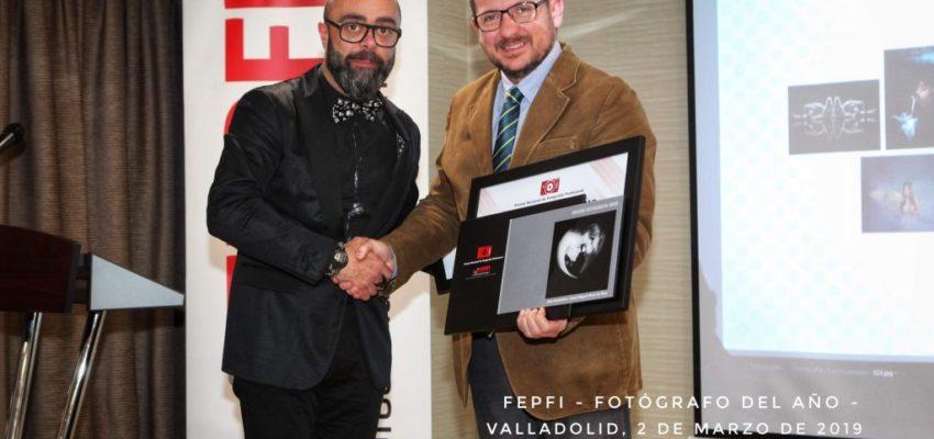 Premios FEPFI 2019 | Enmarcacion de diploma en marco de madera negra por Tot Marc, Marcos a medida