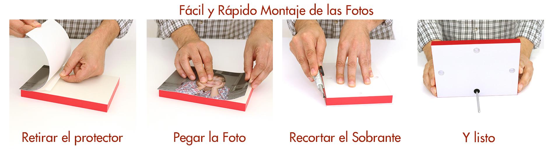 Cómo montar fotos en paneles ligeros RigidPan, fabricados por Tot Marc