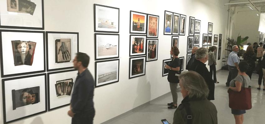 Tot Marc imprime y enmarca las obras de la exposición 10th Julia Margaret Cameron Awards