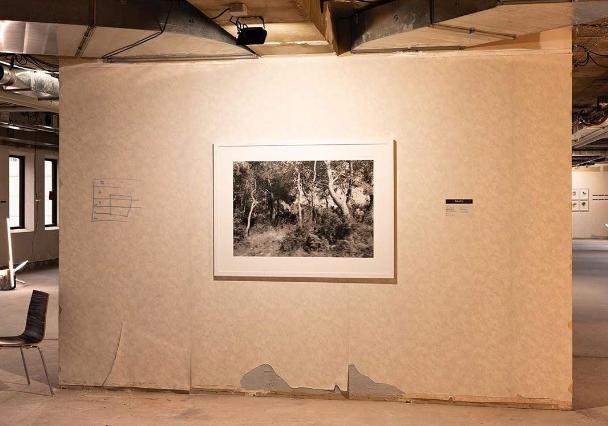Kiama Sorli, curadora y artista participante de la exposición