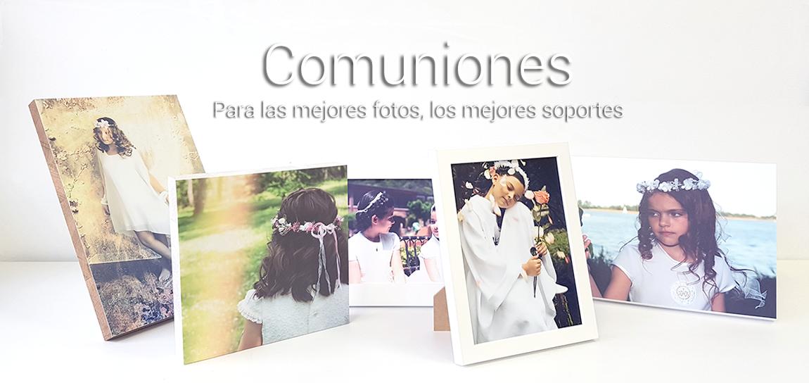Material para fotografos - Campaña de Comuniones