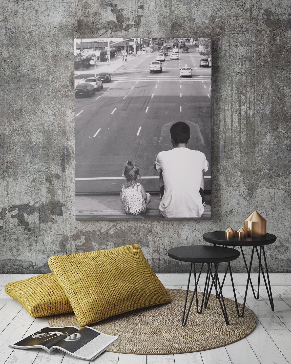 fotos impresas en cuadros de lienzo tipo warhol