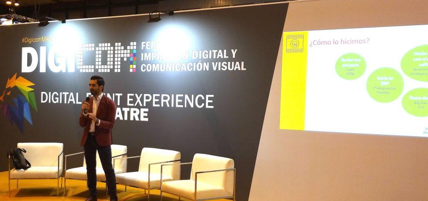 DIGICOM - Artes gráficas | Empresa de marcos a medida TOT MARC Barcelona
