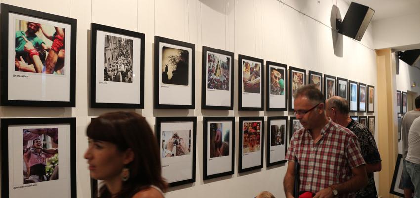 primera edición del Concurso-Exposición Els Instants de Les Santes organizado por Tot Marc