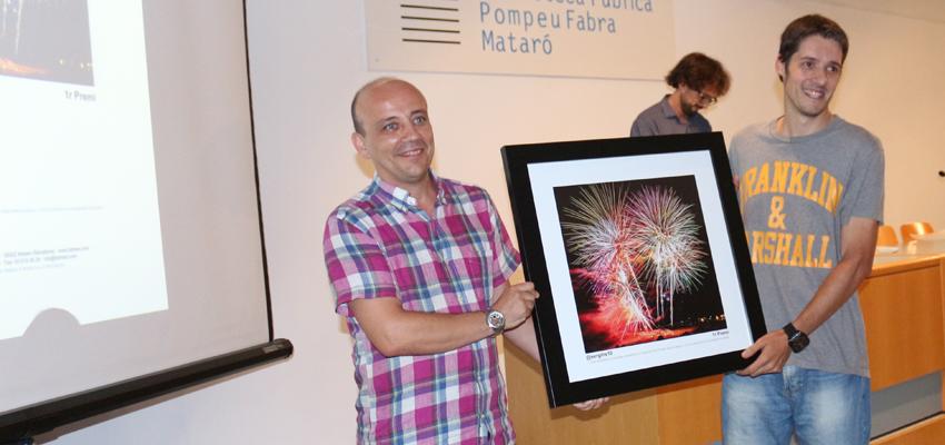 ganador les santes - Concurso Exposición de Tot Marc