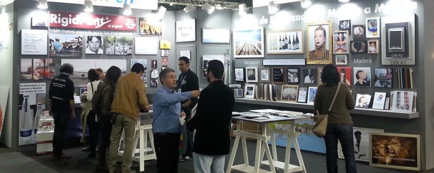 TOT MARC en el Salón C!Print Madrid 2015